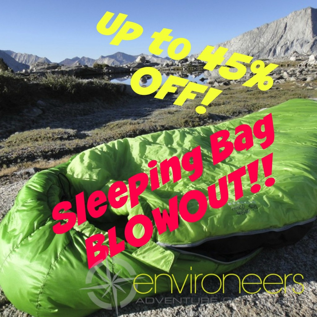 Sleeping Bag Sale